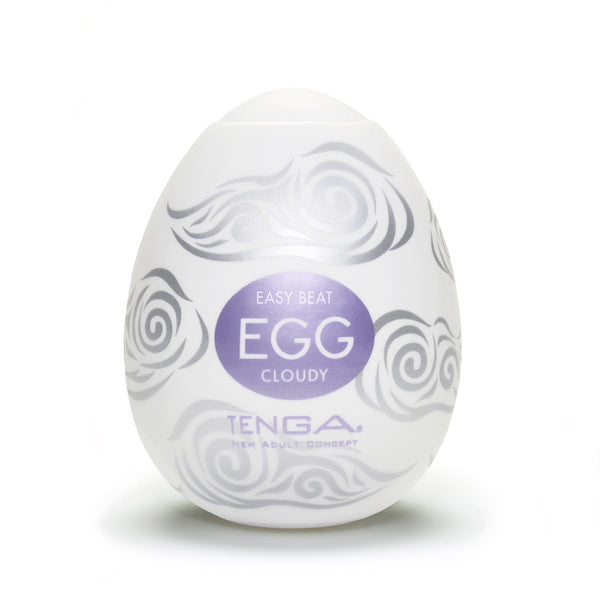 Tenga Egg Cloudy - Peachy Keen  - 1