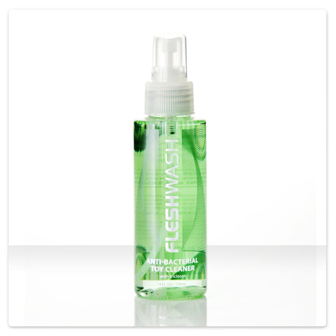Fleshlight Fleshwash Toy Cleaner Spray - Peachy Keen