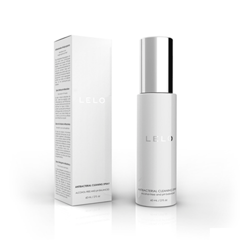 Lelo Antibacterial Toy Cleaner Spray - Peachy Keen