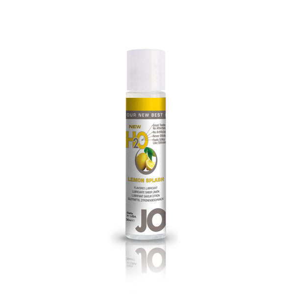 System JO H2O Lemon Splash - Peachy Keen  - 2
