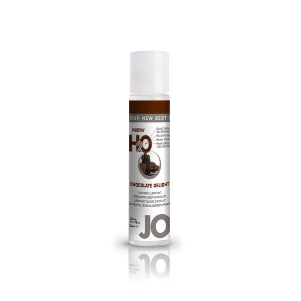 System JO H2O Chocolate Delight - Peachy Keen  - 2