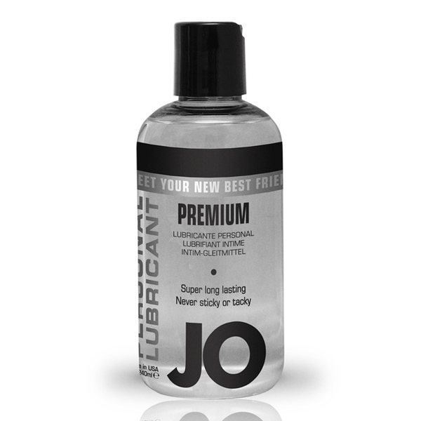System JO Premium Silicone Lubricant - Peachy Keen  - 1