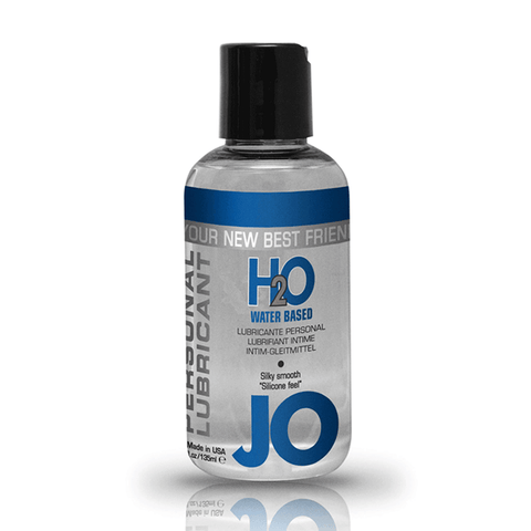 System JO H2O Water-Based Lubricant - Peachy Keen  - 1