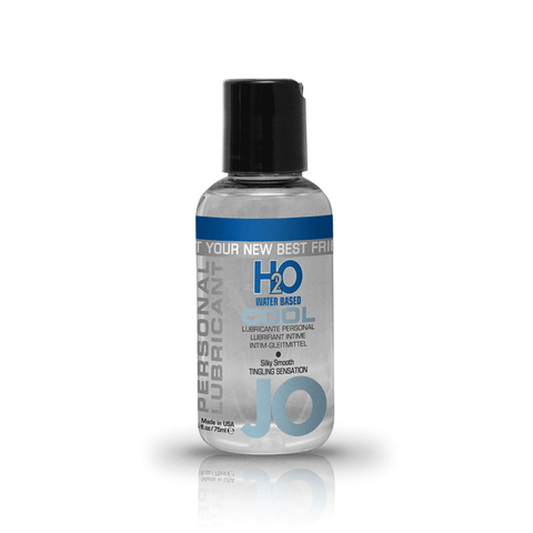 System JO H2O Cool Lubricant - Peachy Keen  - 1