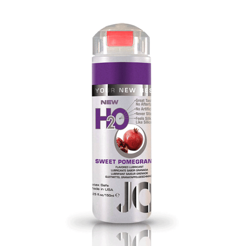 System JO H2O Sweet Pomegranate - Peachy Keen  - 1