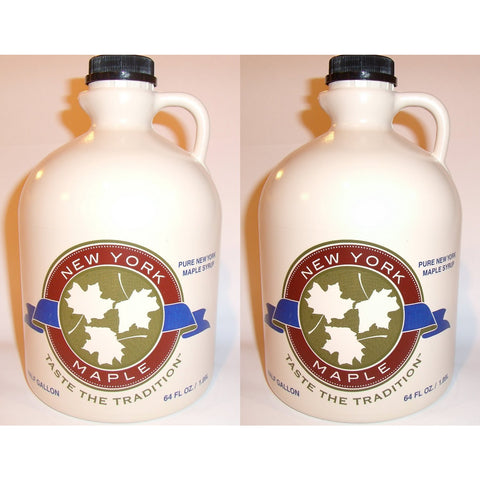 Pure Maple Syrup, One Gallon