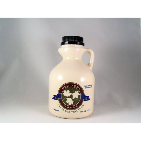 Pint (16 oz.) Grade A, Pure New York Maple Syrup - 2019 Season