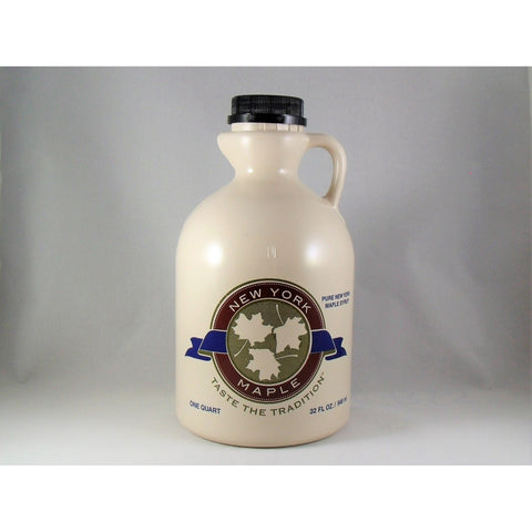 Quart - Grade A, Pure New York Maple Syrup - 2020 Season