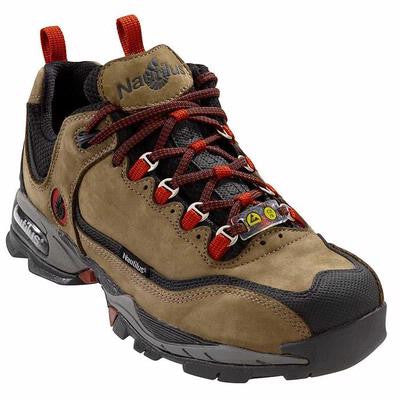 Nautilus Safety Shoes: N1392, Men's Moss Steel Toe ESD Athletic