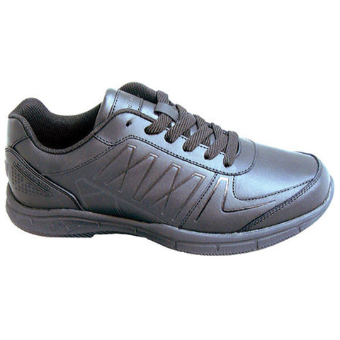 Genuine Grip: 1600 Men's Athletic Black