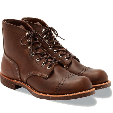 Red Wing Shoes: Iron Ranger STYLE NO. 8111
