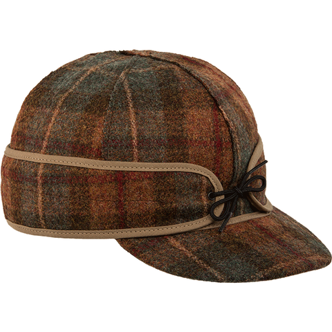 Stormy Kromer: The Original Stormy Kromer Cap Partridge Plaid