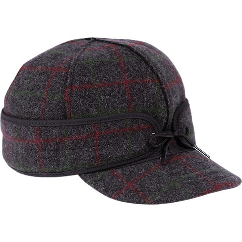 Stormy Kromer: The Original Stormy Kromer Cap Adirondack Plaid