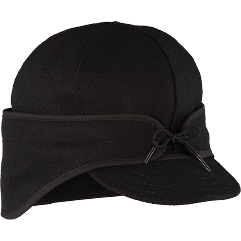 Stormy Kromer: The Rancher Cap Black