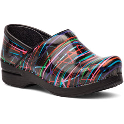 Dansko: Professional Streamers Patent Leather
