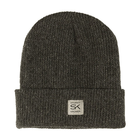 Stormy Kromer: The SK Watch Cap Smoke
