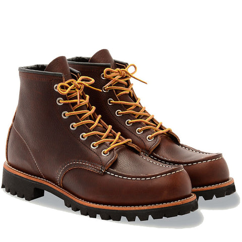 Red Wing Shoes: Roughneck STYLE NO. 8146