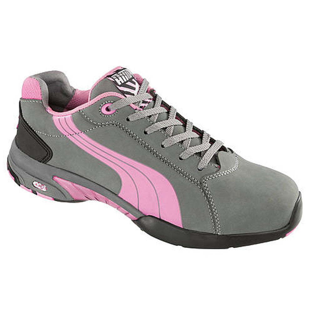082d0f17d89 Puma Safety  Womens Balance Wns Low ASTM SD 642865 – Work Shoes