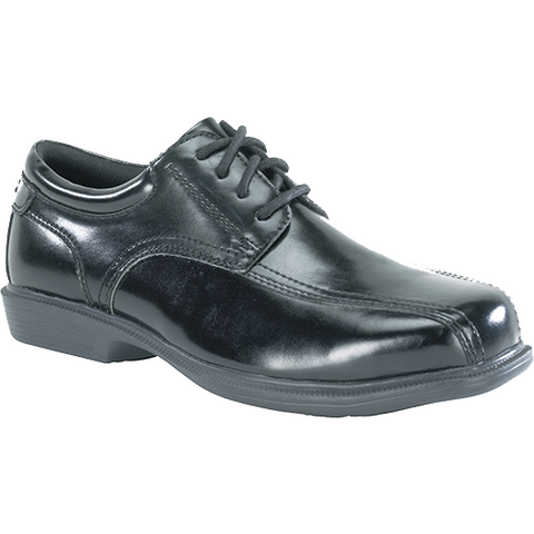 Florsheim Work: Men's Coronis Black Lace Up Steel Toe FS2000