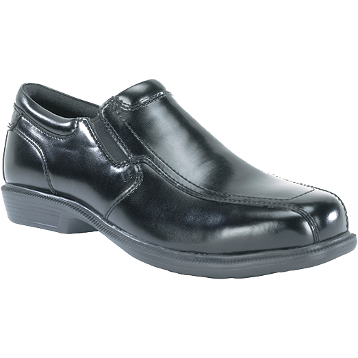 Florsheim Work: Men's Coronis Black Slip On Steel Toe FS2005
