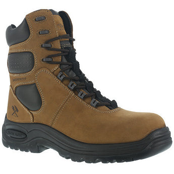 "Iron Age: Heated EH, IN, WP, BROWN 8"" WORK BOOT, COMP TOE IA6901"