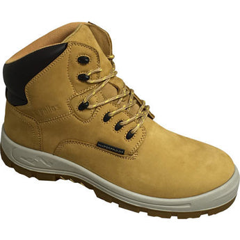 Genuine Grip: 6052 Poseidon Composite Toe Waterproof Wheat