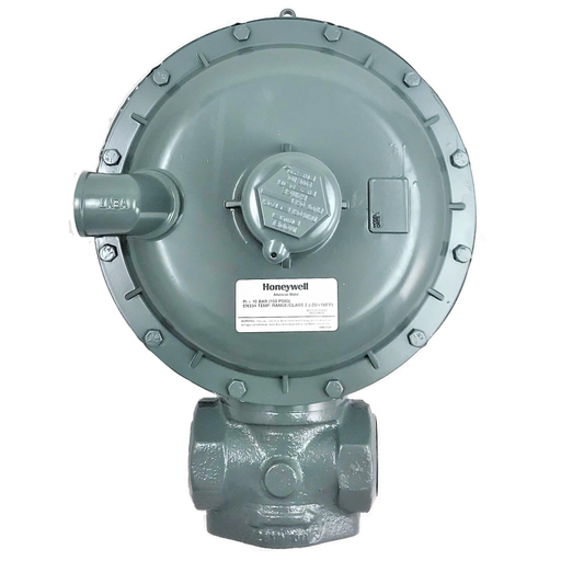 American Meter- Industrial Gas Pressure Regulator 1803