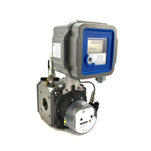 Honeywell RABO® EC350 Rotary Gas Meter & Data-logger