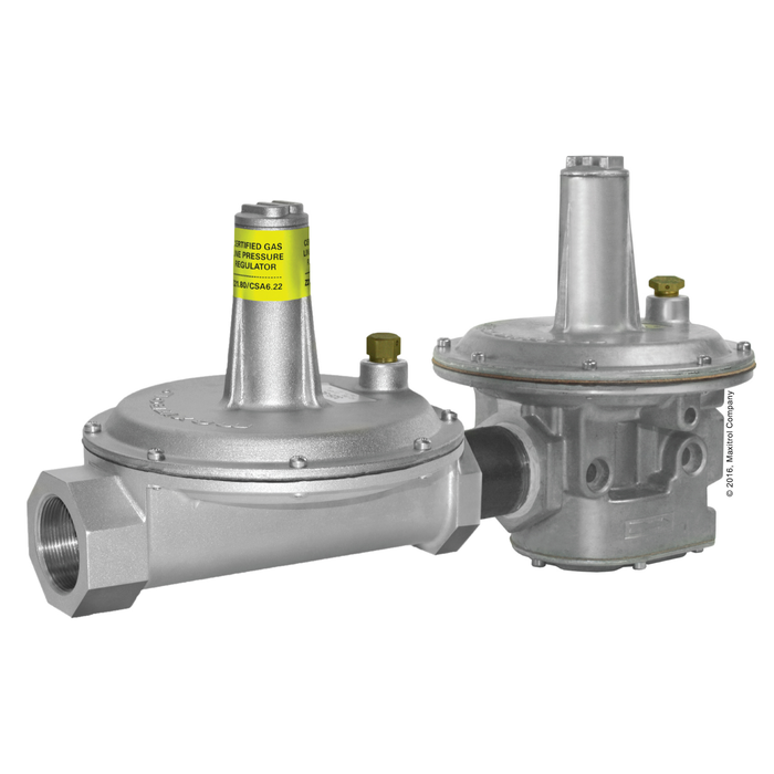 Maxitrol Vent-Limited Line Pressure Regulators w/ OPD (5 PSIG Systems)
