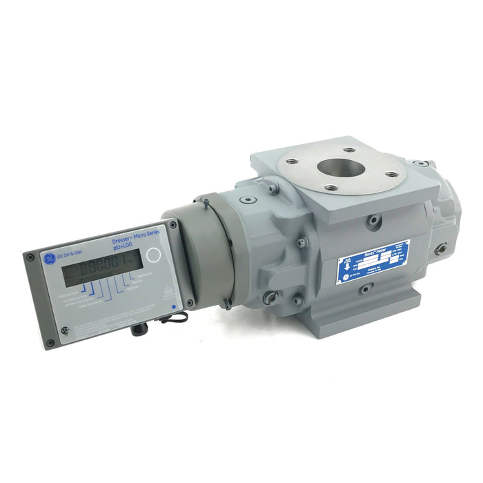 Dresser™ Roots™ Series B3 Rotary Gas Meters