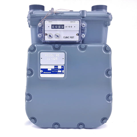 American Meter-AL425 Natural Gas Flow Meter