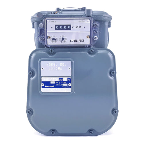 American Meter-Diaphragm Gas Sub-meter AM250 (250,000 BTU/hour)