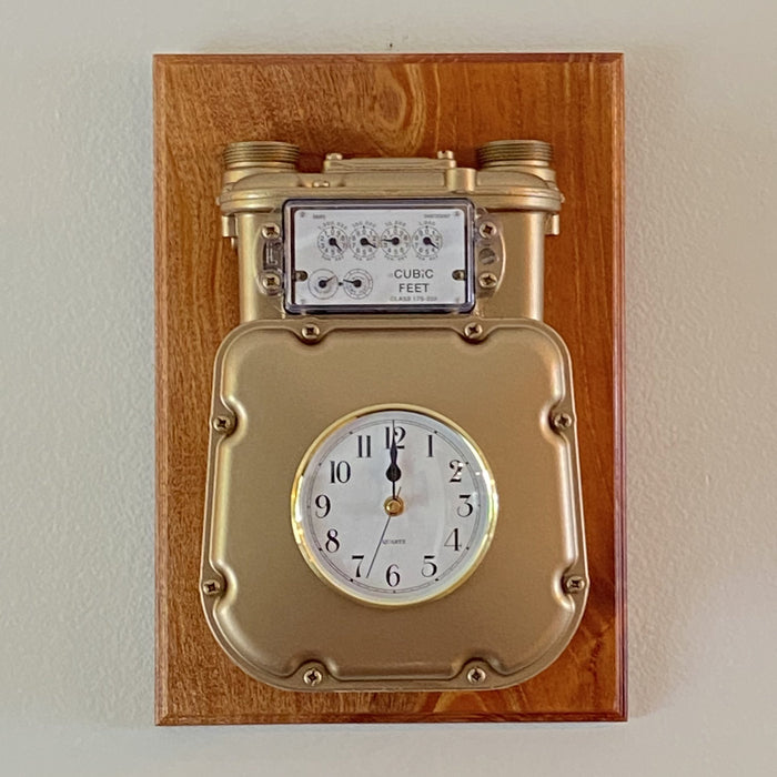 Spotted Bear Retirement Clock