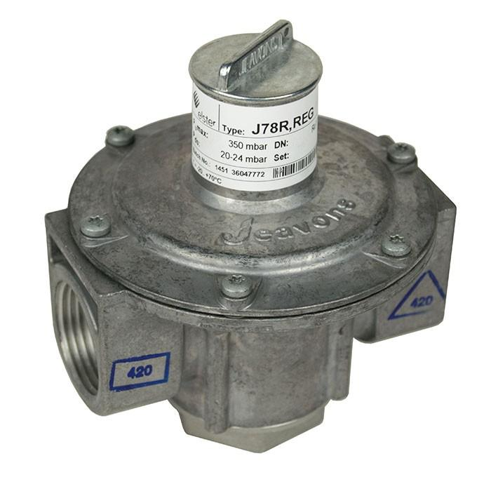 Elster American Meter- Gas Pressure Regulator J78