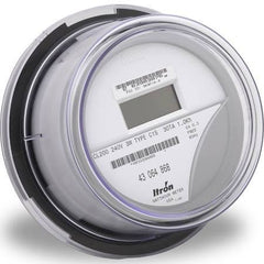 Electric Meter - Itron AC Kilowatt-Hour Digital Electric Meter - REMFG