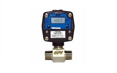 GPI Industrial Flow Meters - G Series: Precision Turbine Meters