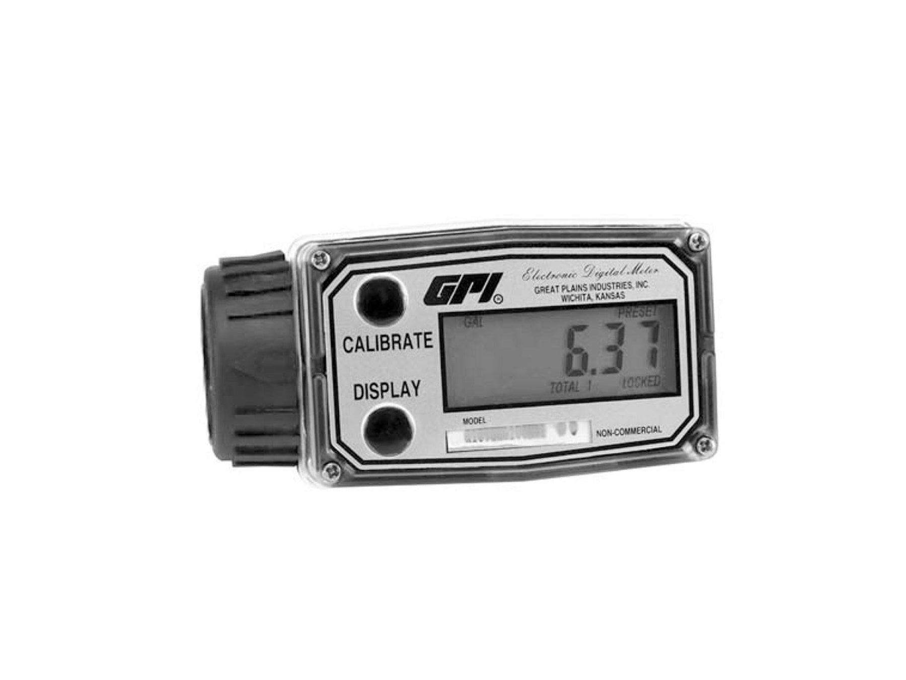 Industrial Meters - GPI: A1 Series, Nylon