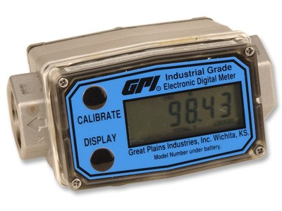 Industrial Meters - GPI: G2 Series, Stainless Steel