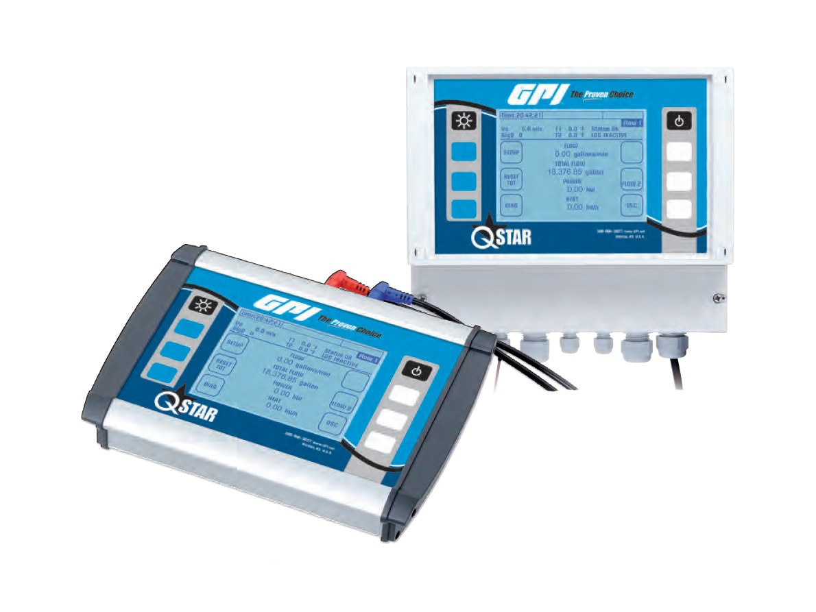 Industrial Meters - Q-Star-QMF