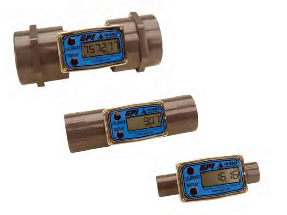 Water Meters - GPI: TM Series