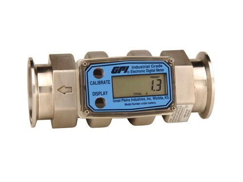 GPI Industrial Flow Meters