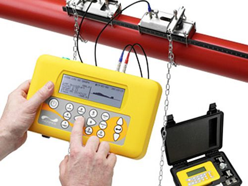 Clamp-on Flow Meters