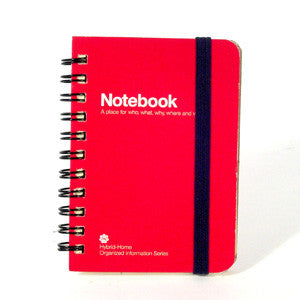 Notebook [Red]