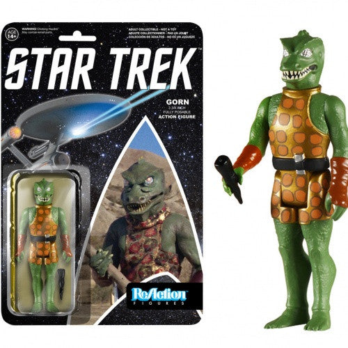 Star Trek - Gorn ReAction Figure