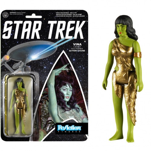 Star Trek - Vina ReAction Figure