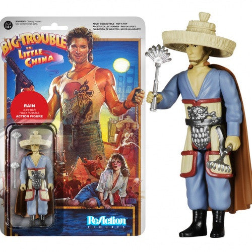 Big Trouble in Little China - Rain ReAction Figure
