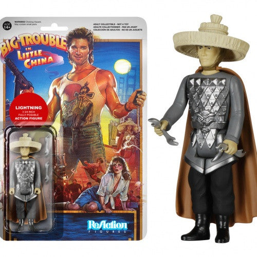 Big Trouble in Little China - Lighting ReAction Figure