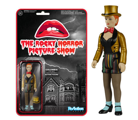Rocky Horror Picture Show - Columbia ReAction Figure