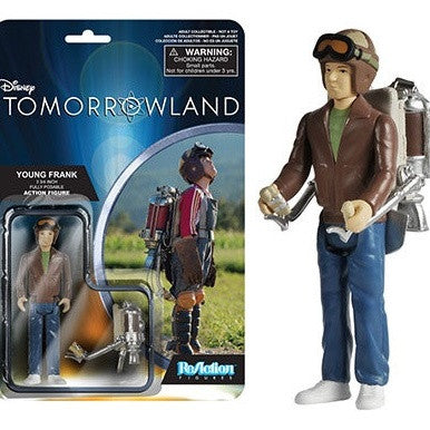 Tomorrowland - Young Frank ReAction Figure