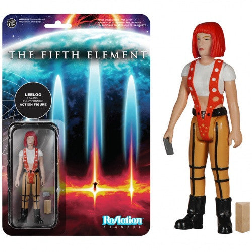 The Fifth Element - Leeloo ReAction Figure
